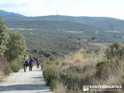 Senda Genaro - GR 300 - Embalse de El Atazar; zapatillas senderismo mujer